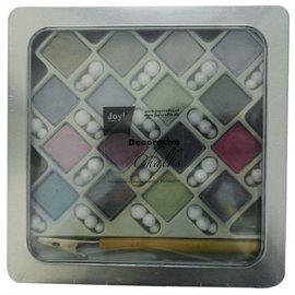 Decorative chalks pearl art