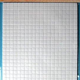 Foam Pads 2,0 mm/5mm blocke Weiss 5mm, 10x15 cm