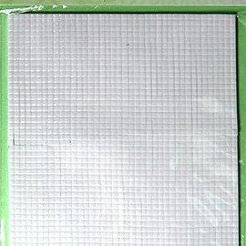 Foam Pads 2,0 mm/2,5mm blocke Weiss 2,5mm, 10x15cm