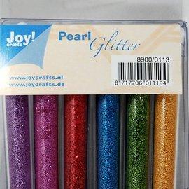 Pearl giltter assorti no. 3
