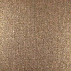 Metallic cardstock linnen paper Dark brown 15x30cm