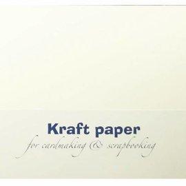 Kraftpapier White 8089/0234