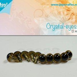 Crystal eyes - Beige (12mm)