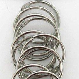 Bookbinders rings 40mm, 12pc