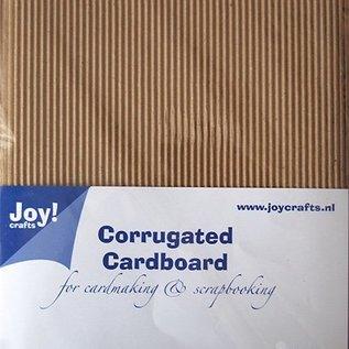 Kraft corrugated cardboard 8089/0211