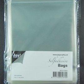 Self-sealing bag 110x110mm 8001/0364