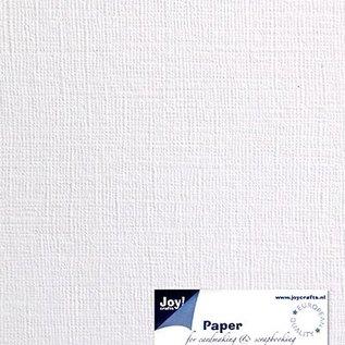 Leinenkarton A4 - weiß