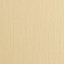 Paper for cardmaking linen structure crème 10x20 cm, 225 gr