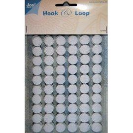 Hook & Loop Klettband Kreis 13 mm