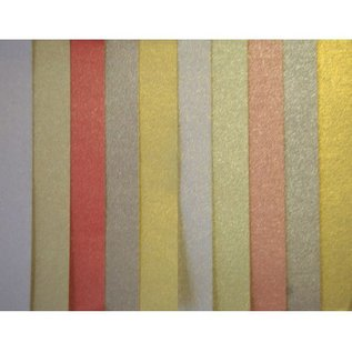 Papierset DIN A4-Blatt 5-5-Blatt-Struktur 120gr 250gr