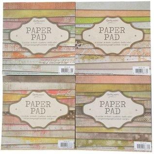 4 paperblocks, printed on both sides