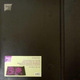 Magnet folder for stencils A3