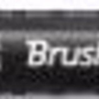 W&N Brushmarker Black