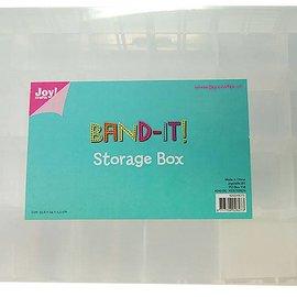 Box mit Fachverteilung