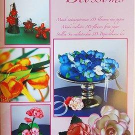 JOY! paper blossoms book