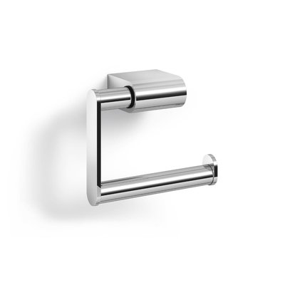 Zack ATORE toilet roll holder wall mounted 40471 (glossy stainless steel)
