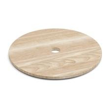Zack SATONE houten deksel voor wasmand