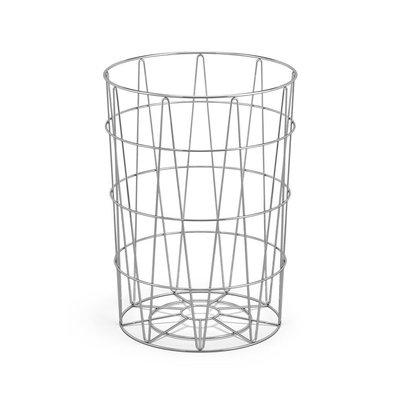 Zack SATONE prullenmand, hoogte 39 cm en diameter 30,5 cm - 40441