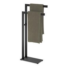 Zack LINEA towel stand (black)