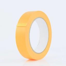 Schilderstape professioneel oranje 25 mm.