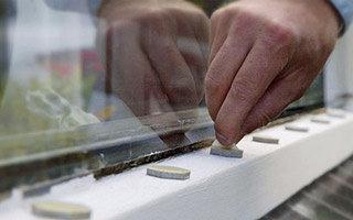 Kliklijm voor het snel monteren van alle neuslatten en dorpelafdekkers