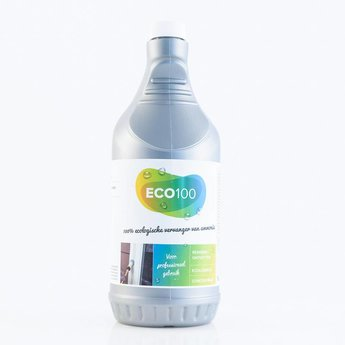 ECO100 Des-Eco D. alcoholvrije, mensvriendelijke, hygiënische en verzorgende handzeep