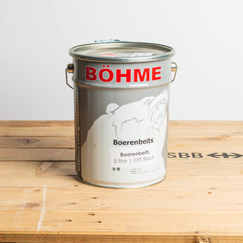 Böhme Boerenbeits Off-Black