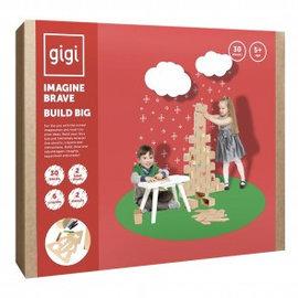 Gigi Bloks GIGI Blokken G-7, GIGI Bloks set 30 stuks XL Kerst