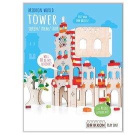 Brikkon NIEUW Brikkon World 1802 Toren