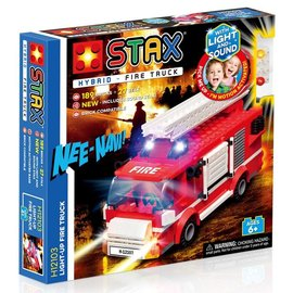 Light stax Light Stax Hybrid  STAX H12103 Light-up Fire Truck