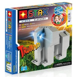 Light stax Light Stax Hybrid  STAX H11103 Trumpeting Elephant