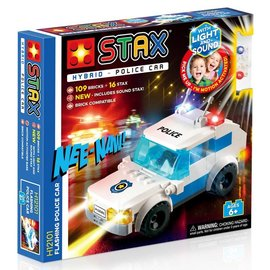 Light stax Light Stax Hybrid  STAX H12101 Flashing Police Car