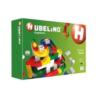 Hubelino HUBELINO knikkerbaan basisset 123 delig