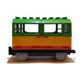 Huimei Wagon Groen