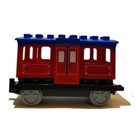 Wagon Rood