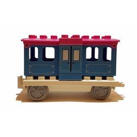 Wagon Roze