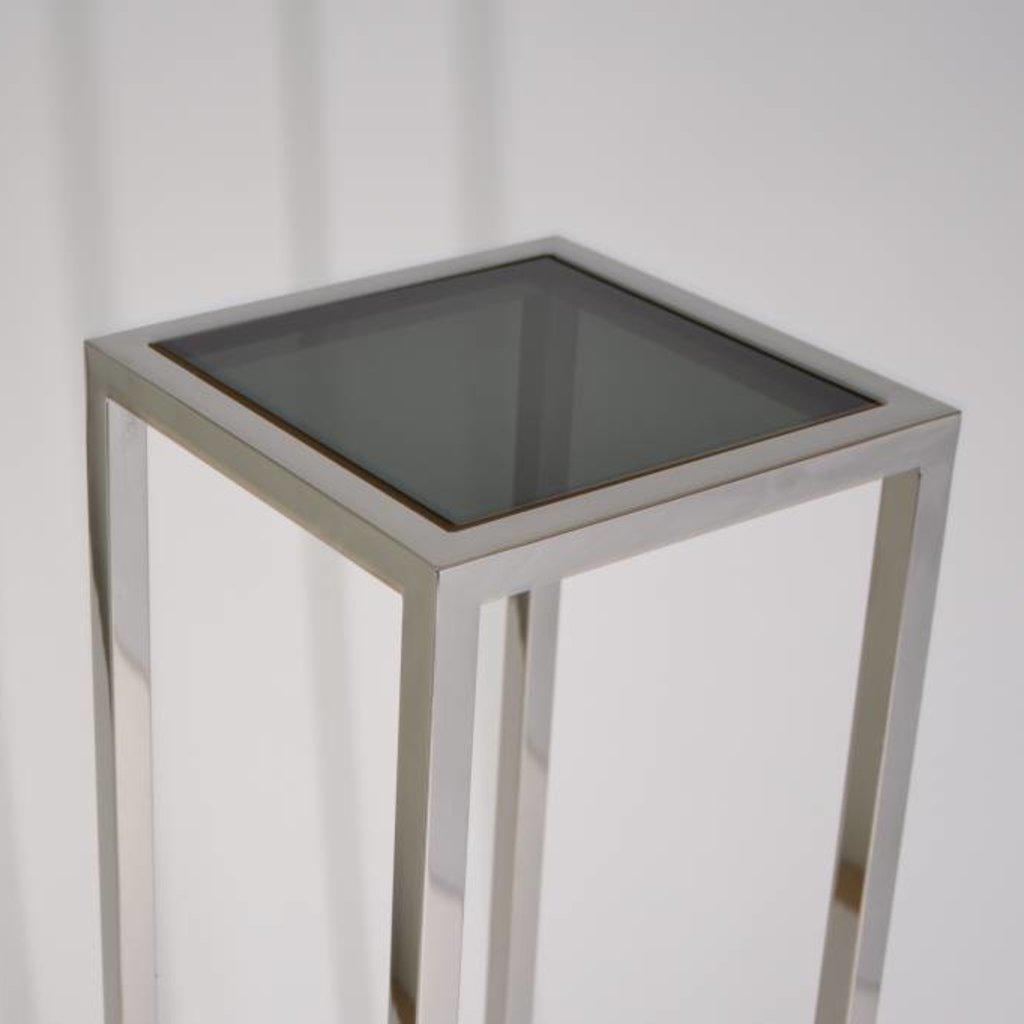 The Grand PALADIN Column Silver Black Marble High