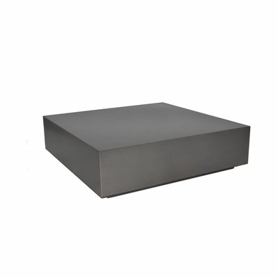The Grand PIENO Coffee Table Gunmetal