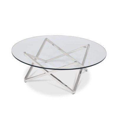 The Grand ROME Coffee Table Silver