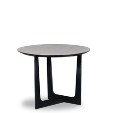 The Grand ROSA Coffee Table Charcoal Oak 60cm