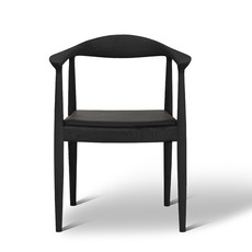 The Grand ELIO Dining Chair Beige Leather