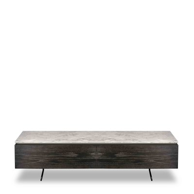 The Grand LUCA Coffee Table White Marble
