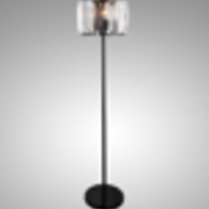 The Grand LEVANTO Floor Lamp Clear