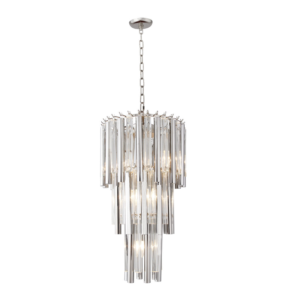 The Grand CHIMES Chandelier Crystal