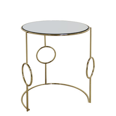The Grand VENEZIA Side Table Set Gold