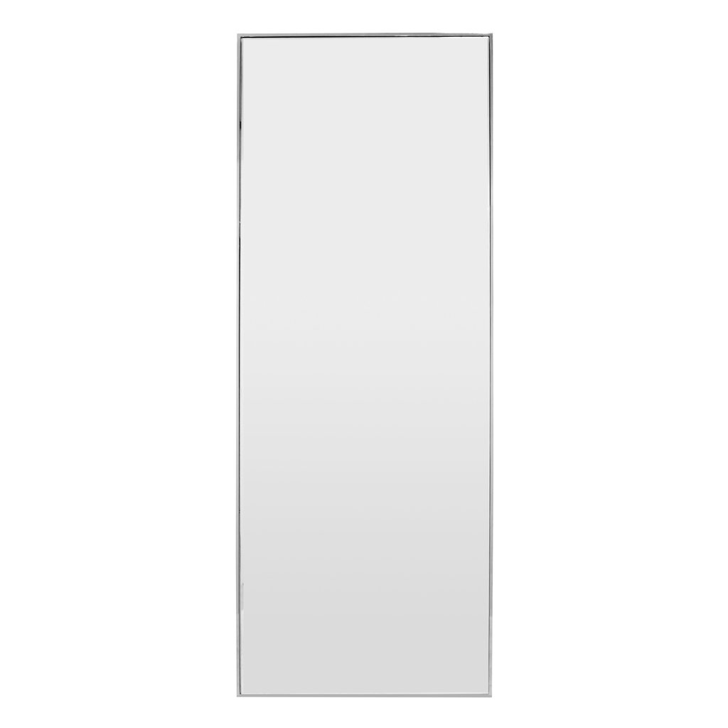 The Grand LAUREL Wall Mirror Silver 160x60
