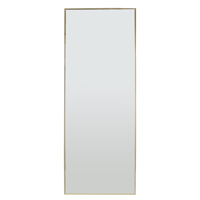 The Grand LAUREL Wall Mirror Gold 160x60
