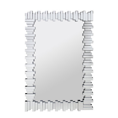 The Grand CALABASAS Wall Mirror Silver 120x80