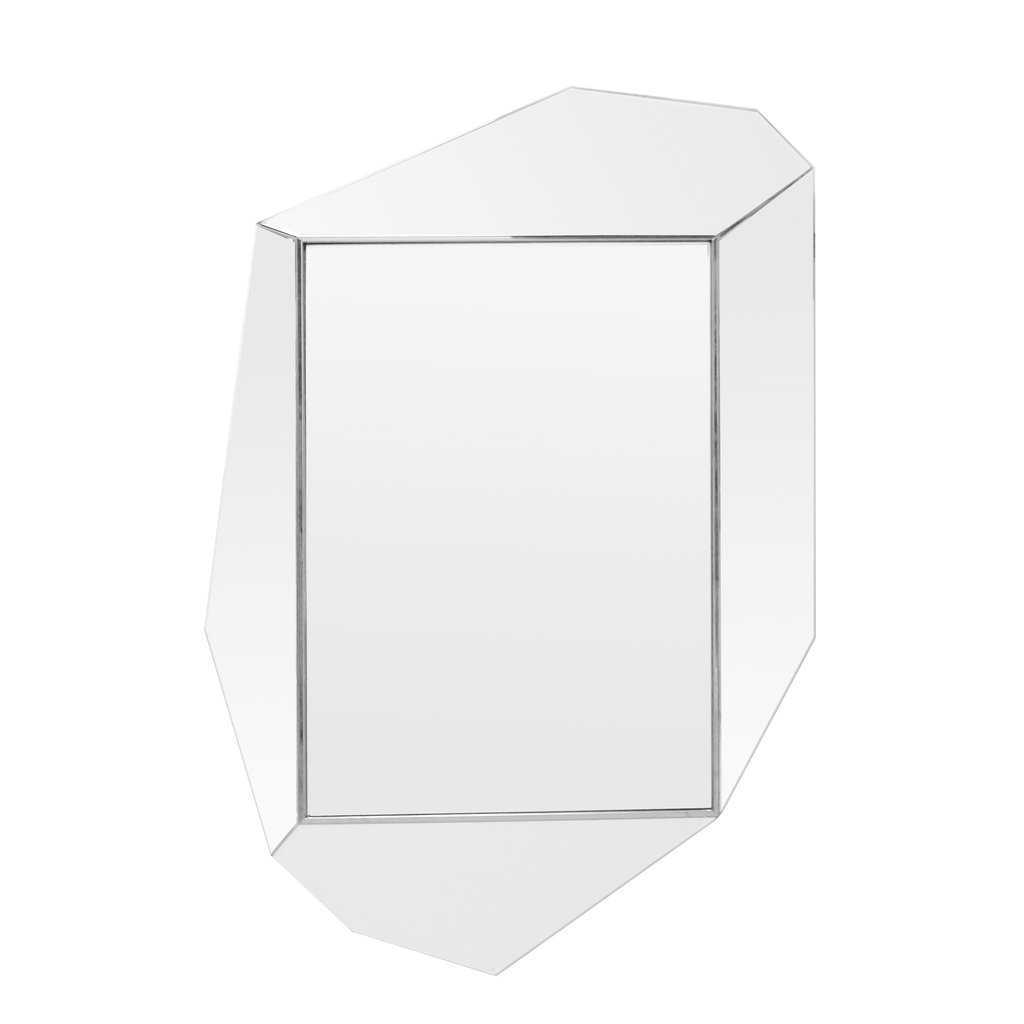 The Grand LANZAROTE Wall Mirror Silver 120x80