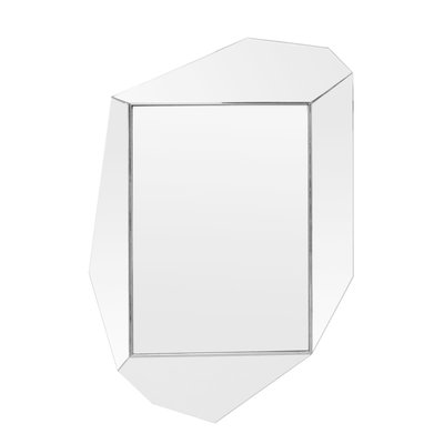 The Grand LANZAROTE Wall Mirror Silver 120x80